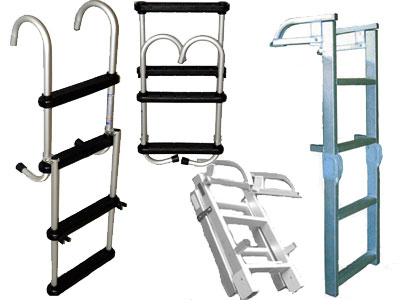 Folding Pontoon Ladders